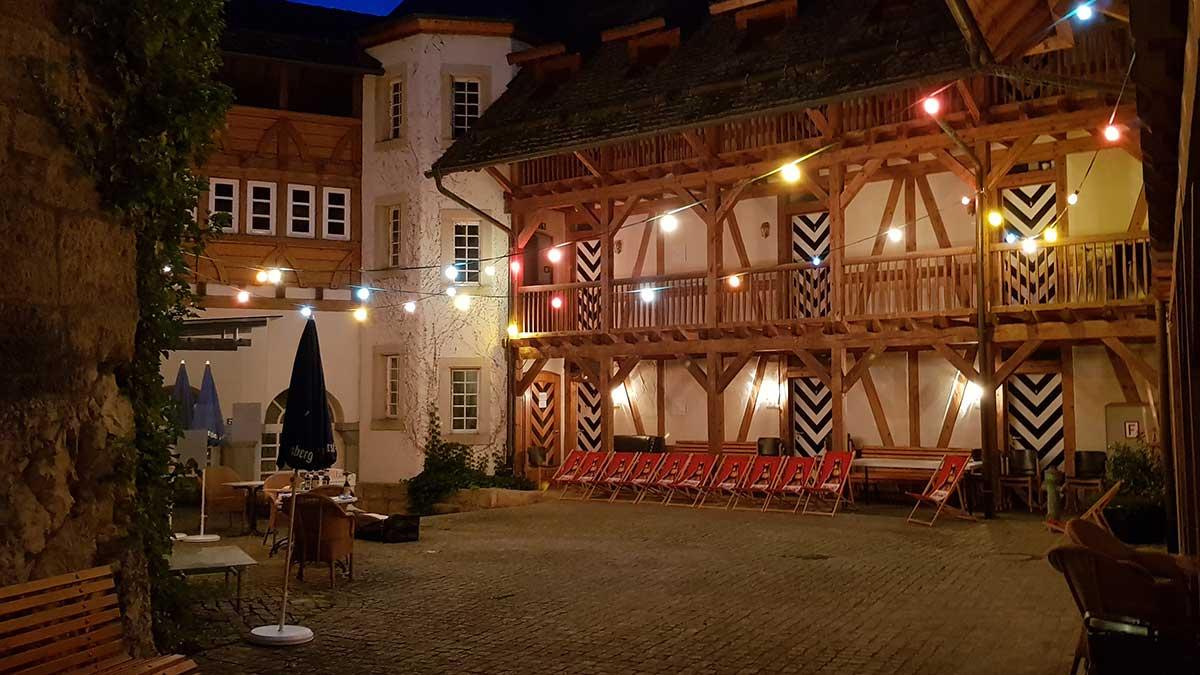 Hofkonzert Schloss Blumenfeld
